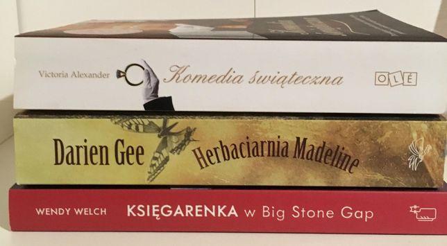 Victoria Alexander, Darien Gee, Wendy Welch książki