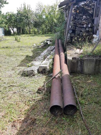 Металеві труби, 2 шт.