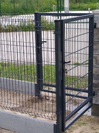 Montaż ogrodzeń panelowych bram i furtek, hurtownia POŁANIEC