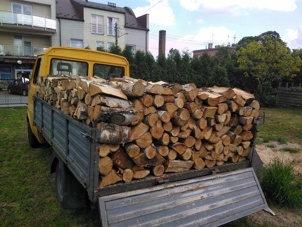 Drewno opałowe - sosna