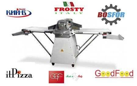 Тестораскатки фрости Frosty Itpizza GGF Apach Тестораскаточные машины