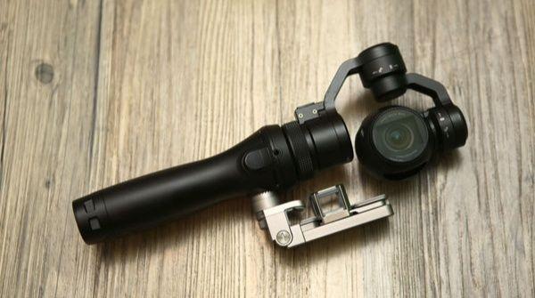 DJI Osmo Plus с камерой zenmuse x3 zoom