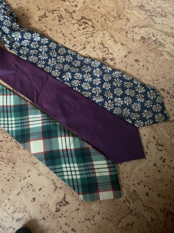 Продам галстуки Balmain Kenzo Ralph Lauren