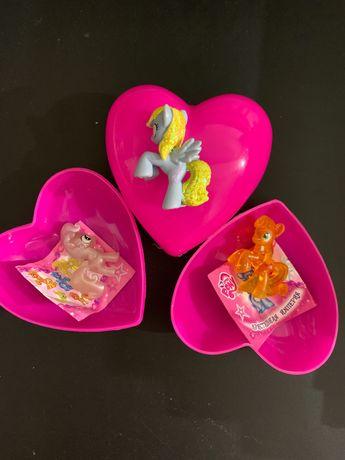 Пони дерпи хувс My little pony movie сюрприз кристальная империя