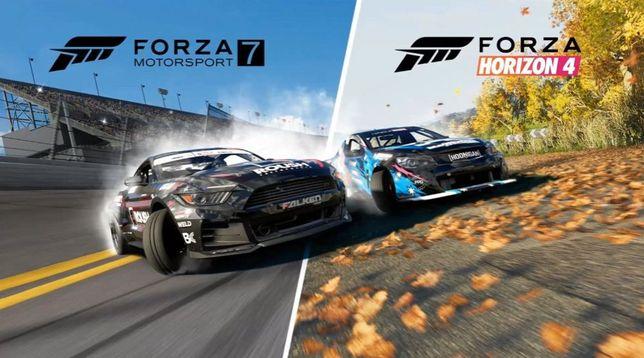 Игра Forza Horizon 4,3,2,1 Forza Motorsport 7,6,5 для PC/ПК, Xbox One
