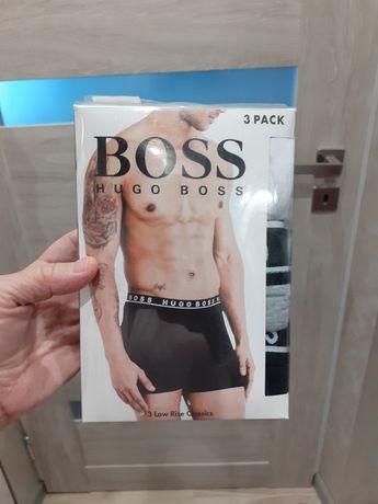 Bokserki  Hugo boss nowe 3 pary rozmiar xxl