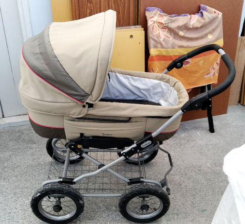Wózek wielofunkcyjny 2w1
