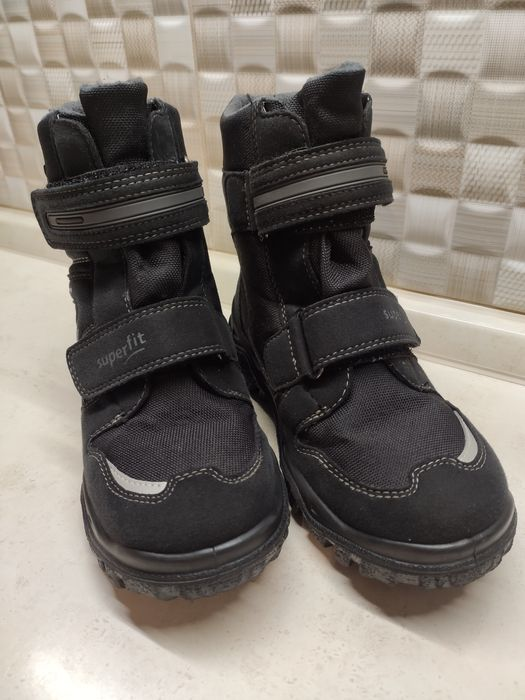 Superfit 33р. зима, черевики Львов - изображение 1