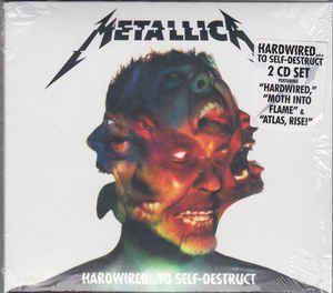 Metallica Hardwired…To Self-Destruct (2 CD`s Novos / Selados)