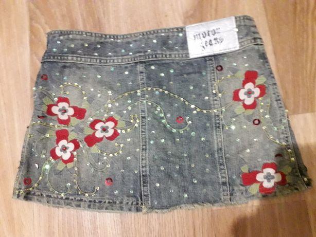 Юбка джинс фирменная