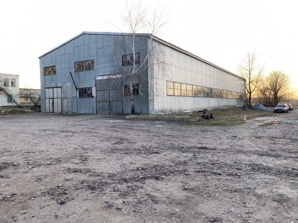 Продаж приміщення 972кв.м. під СТО, склад, виробництво