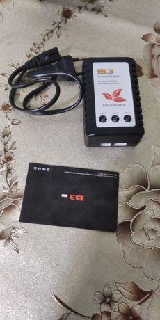 Зарядное устройство для страйкбола/ квадрокоптера - на 2с и 3с