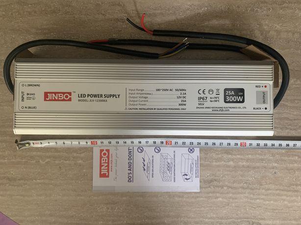 Продам Блок Питания 12V 300W IP67
