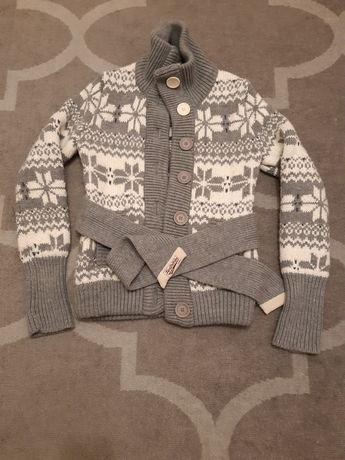 Superdry gruby sweter