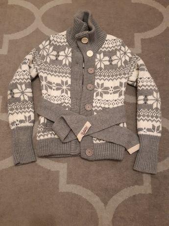 Superdry gruby sweter