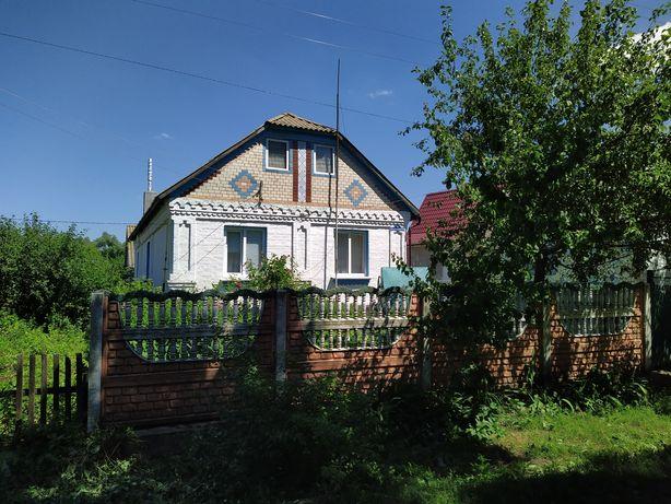 Дом в селе.