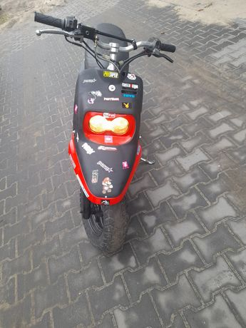Yamaha booster airsal nicasil