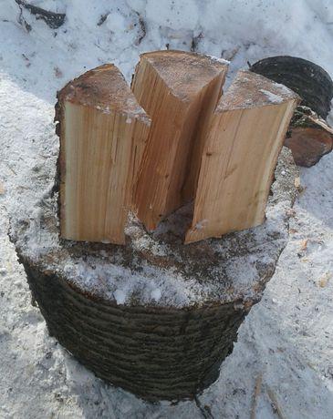Продаю дрова поколуті готові