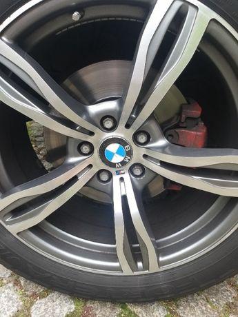 Felgi 20 cali 8,5J BMW M-PAKIET z oponami