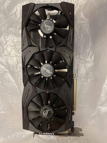 Видеокарта Asus Radeon rx580 8 gb