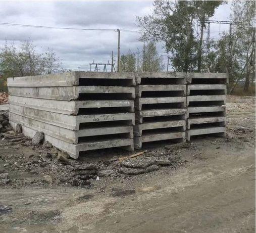 бетонные плиты перекрытия пкж 6 ×1.5м