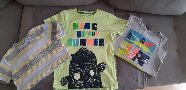 Chłopięce T-shirty Cool Club r.134/140