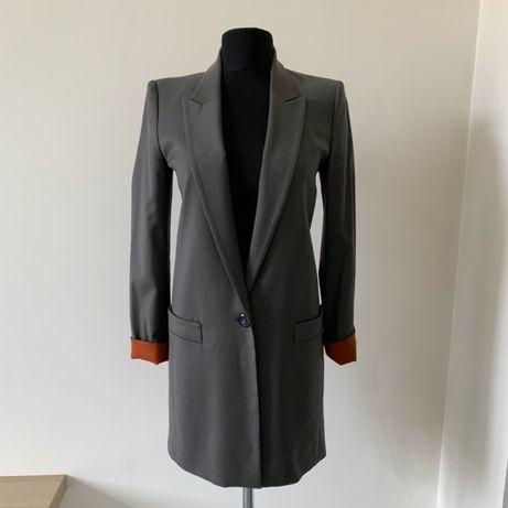 Jessi NY пиджак удлиненный Brunello Cucinelli