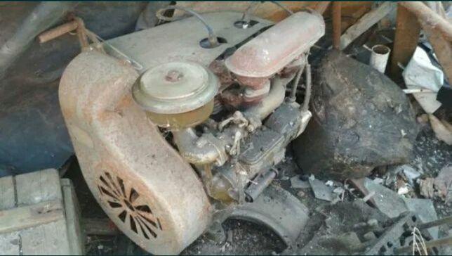 Двигатель УД-2. Мотор УД-2
