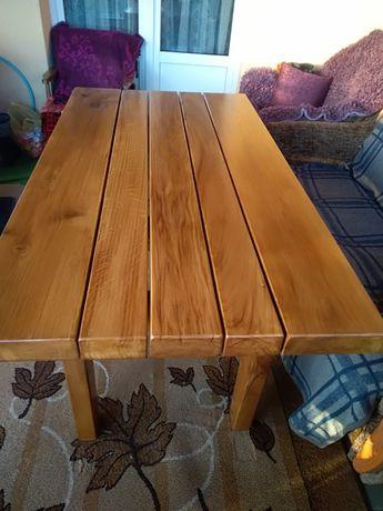 Stół do altany dębowy