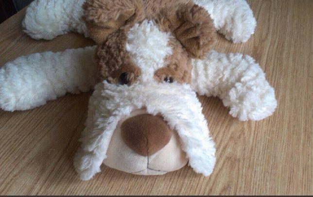 Собака ( бульдог) 46 см мягкая игушка