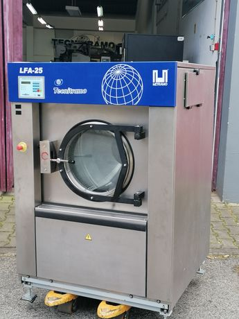 LFA 25 ocasião 30kg máquina de lavar roupa industrial Lavandaria