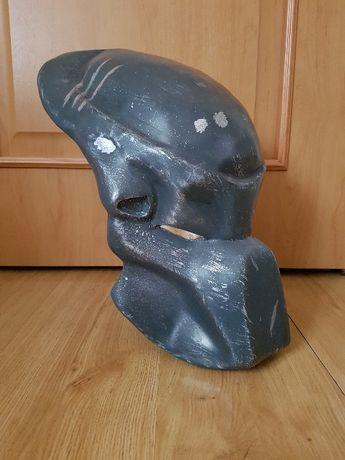 Maska Predator, cosplay, ASG, paintball, alien vs predator
