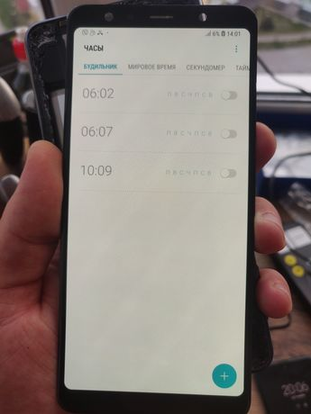Дисплей Samsung A750 Service pack оригинал