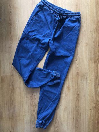 Spodnie illegal brand xl l bawelna