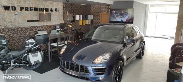 Porsche Macan S All Weather