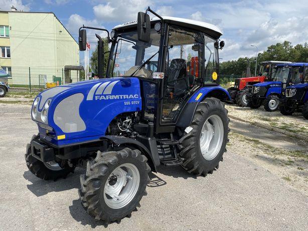 Ciągnik Rolniczy Farmtrac 555dtc Promocja 2020 kredyt 3%