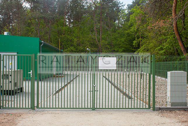 Brama SKRZYDŁOWA Profil 20x20mm 5,00m OCYNK+MALOWANIE
