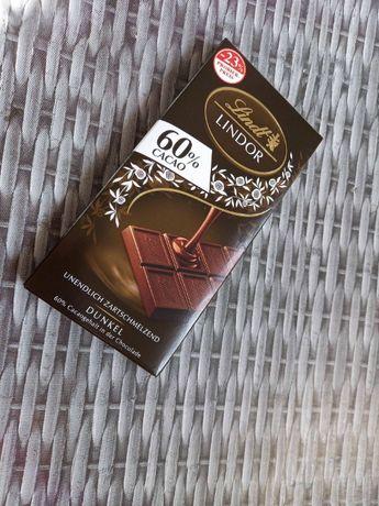 Lindt Lindor CzekLindt Lindor Czekolada gorzka kakao 60% 100 g
