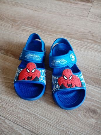 Sandały Spider Man