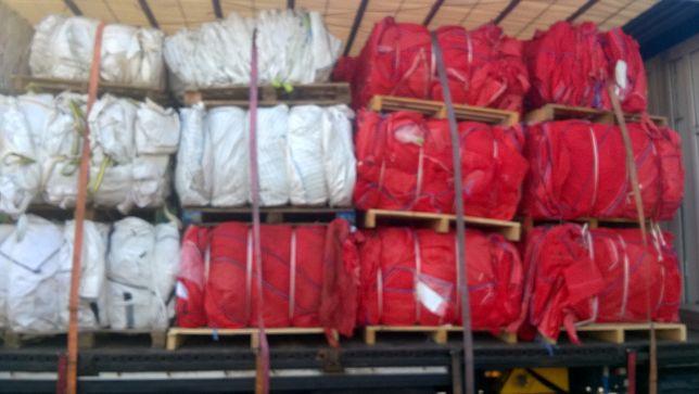 Worki Big Bag ! 98/98/220 cm ! Wentylowane do Ziemniaka , Cebuli