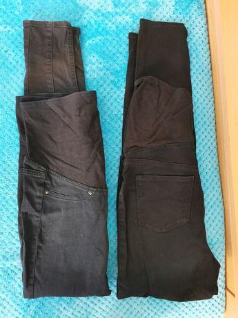 Spodnie ciążowe, leginsy i spodnice rozmiar 36