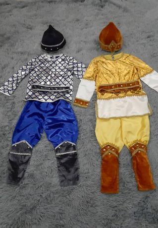 Карнавальный костюм Богатырь, Рыцарь,Витязь на мальчика 3-6 лет двойня
