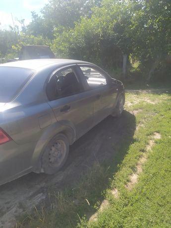 Aveo Chevrolet седан