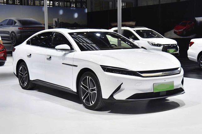 BYD HAN 2020 року! Електромобіль за вигідною ціною!