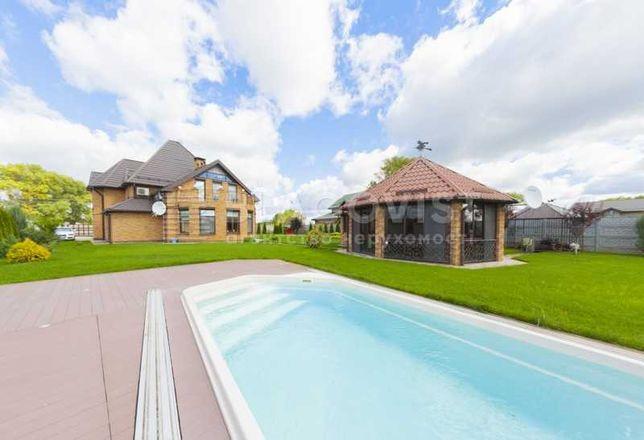 Шикарный дом с ремонтом,  бассейн, озеро село Власовка