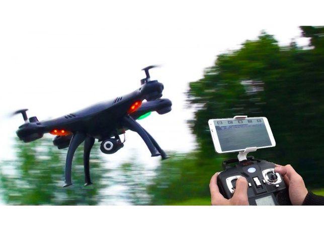 Квадрокоптер на радиоуправлении Syma X5SW FPV 2.4Ghz,камера WiFi, р