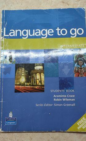 Language to go книга