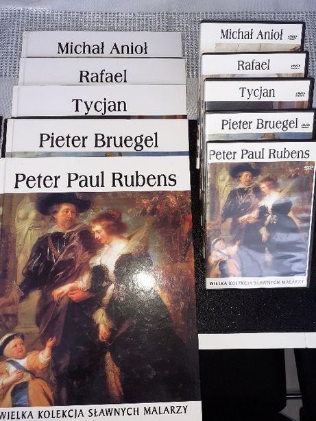 Kolekcja sławnych malarzy