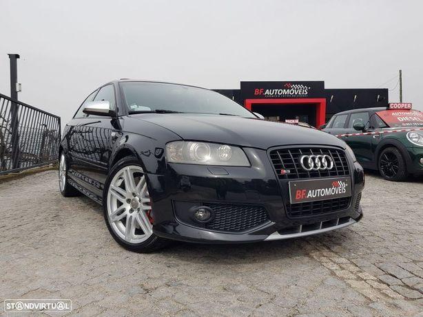 Audi S3 A3 2.0 TFSi quattro