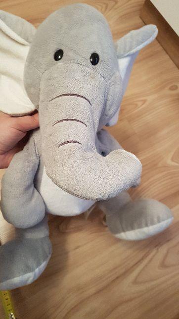 Duże maskotki Słoń, Małpka